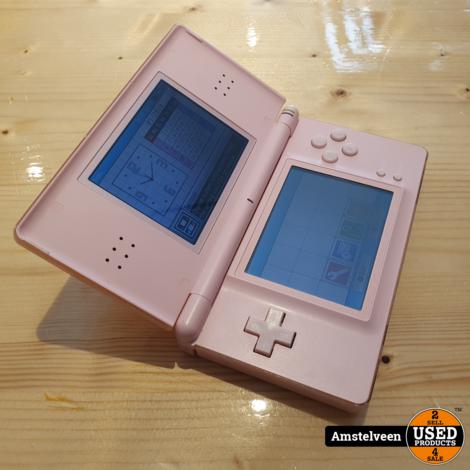 Nintendo DS Lite Pink/Roze | Nette Staat