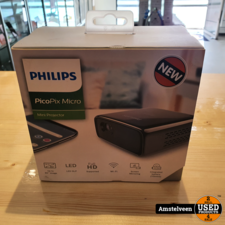 Philips Philips PPX320/INT Mini Beamer Zwart/Black | Nieuw