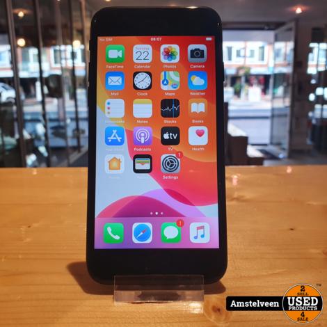 iPhone 7 32GB Black/Zwart | Nette Staat