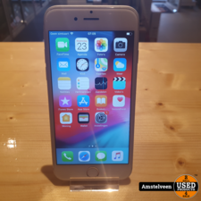 apple iPhone 6S 64GB Silver | Nette Staat