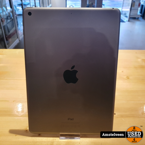 iPad 2017 5th 32GB Space Gray | Nette Staat