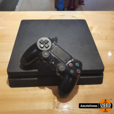 Sony Playstation 4 Slim 500GB Black/Zwart | Nette Staat