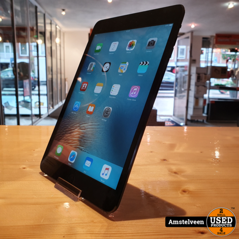 iPad Mini 32GB WiFi Space Gray | Nette Staat