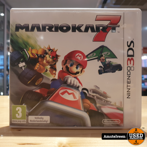 3DS Game: Mario Kart 7