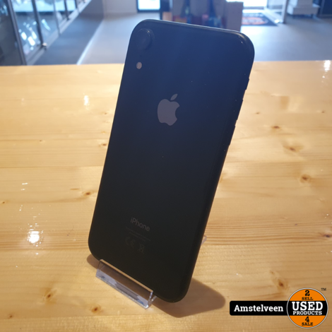 iPhone Xr 128GB Space Gray | Incl.Lader & Garantie
