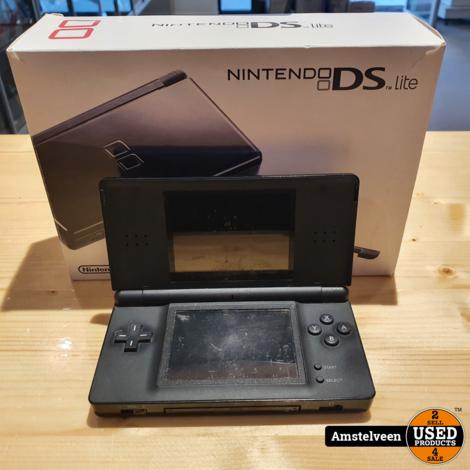 Nintendo DS Lite Zwart/Black | Nette Staat in Doos