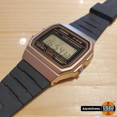Casio F-91W Vintage Heren Horloge   Nette Staat