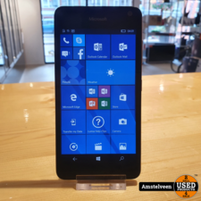 Nokia Nokia Lumia 650 16GB Zwart/Black   Nette Staat