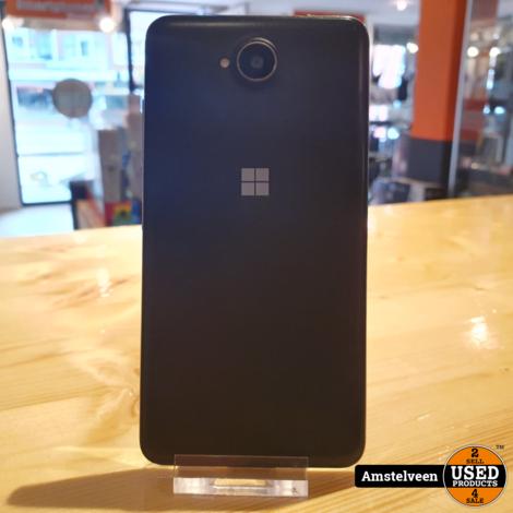 Nokia Lumia 650 16GB Zwart/Black   Nette Staat