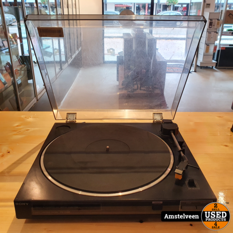 Sony PS-LX35P Auto/DC Servo Control Turntable | Nette Staat