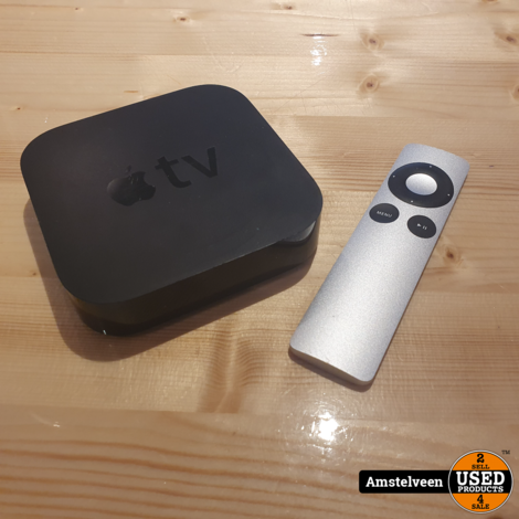 Apple TV 2 A1378 | incl. AB Remote