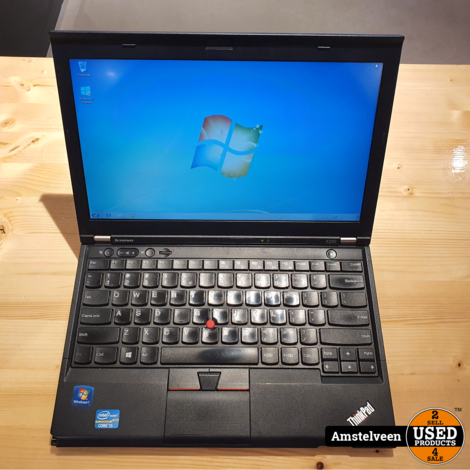 Lenovo Thinkpad X230 12.5-inch | 6GB i5 300GB HDD | Nette Staat