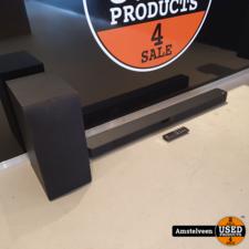 LG LG SL4Y Soundbar 300W Zwart/Black | Nette Staat