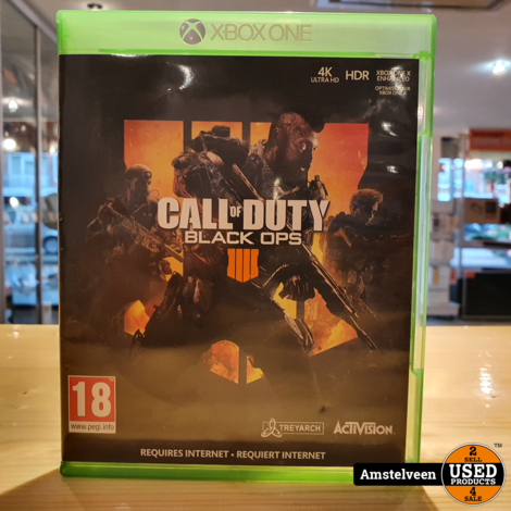 Xbox One: Call of Duty - Black Ops 4