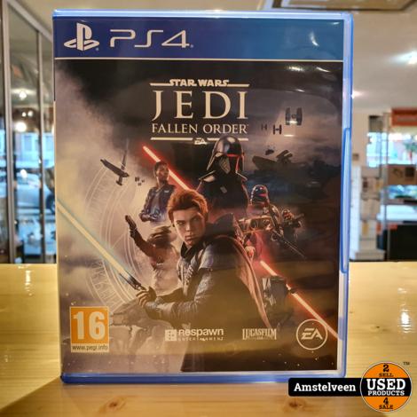 PS4 Game: Star Wars - Jedi: Fallen Order