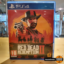 PS4 Game: Red Dead Redemption II
