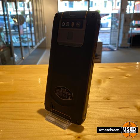 Cubot King Kong 3  64GB Zwart/Black | Nette Staat