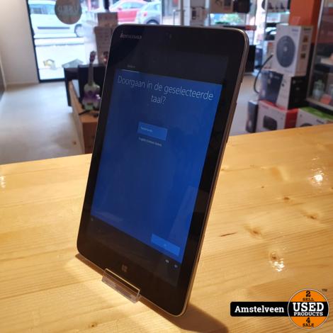 Lenovo Miix 2 8-inch Tablet 64GB/2GB Wins 10 | Nette Staat