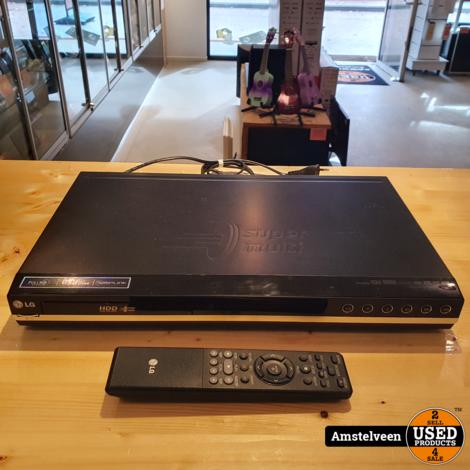 LG RH387H DVD HDD Recorder HDMI 160GB Festplatte   Nette Staat