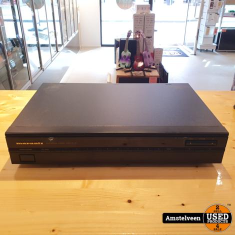 Marantz Synthesized Stereo Tuner type ST-40 Black | Nette Staat
