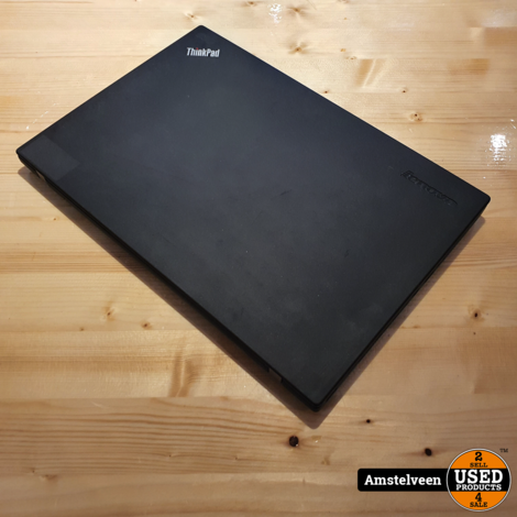 Lenovo Thinkpad T440 14-inch | 4GB i5 500GB | Nette Staat