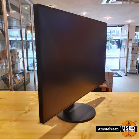 Eizo Flexscan EV2456 Zwart/Black 24.1-inch Monitor | ZGAN