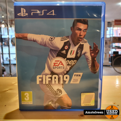 PS4 Game: Fifa19