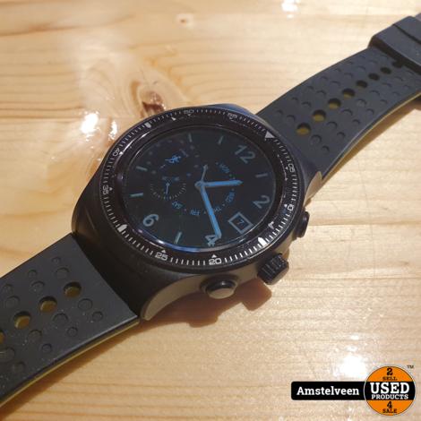Denver  SW-450  Bluetooth smartwatch met heartrate sensor | Nette Staat