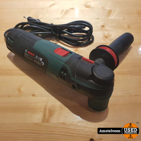 Bosch PMF 250 CES 250W Multitool | incl. Bosch Koffer | ZGAN