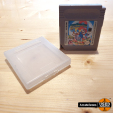Nintendo Gameboy Game: Super Mario Land 2