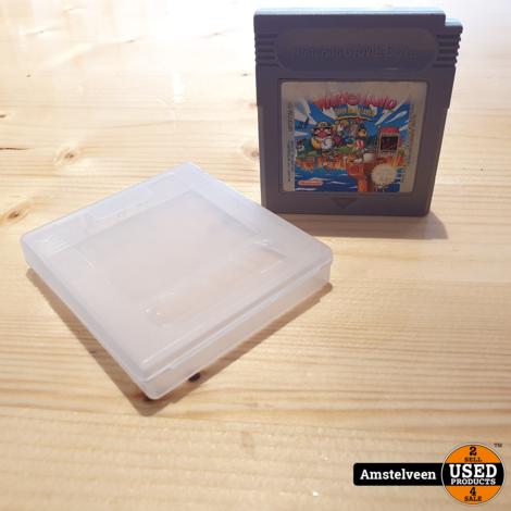 Nintendo Gameboy Game: Super Wario Land 3