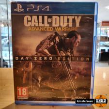 PS4 Game: Call of Duty - Advanced Warfare