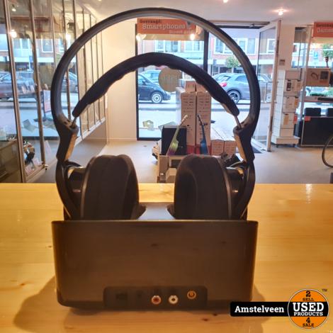Sony MDR-RF855RK Black Wireless Headset   Nette Staat