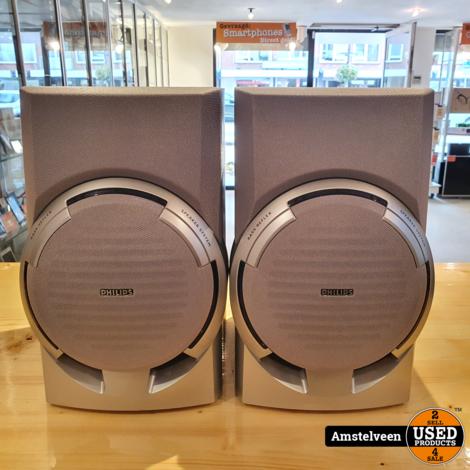 Philips FWB-C170/00 Speakers Silver   Nette Staat