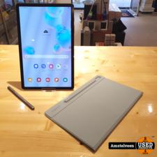 Samsung Samsung Galaxy Tab S6 10.5 T860 128GB WiFi Grey | incl. Cover