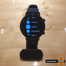 Huawei HUAWEI Watch GT 2 42mm Zwart/Zwart | Nette Staat