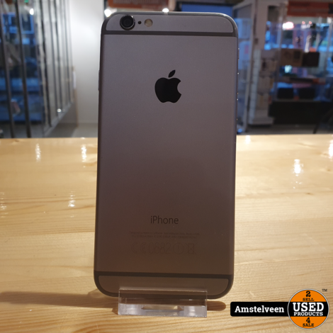 iPhone 6 64GB Space Gray | Nette Staat