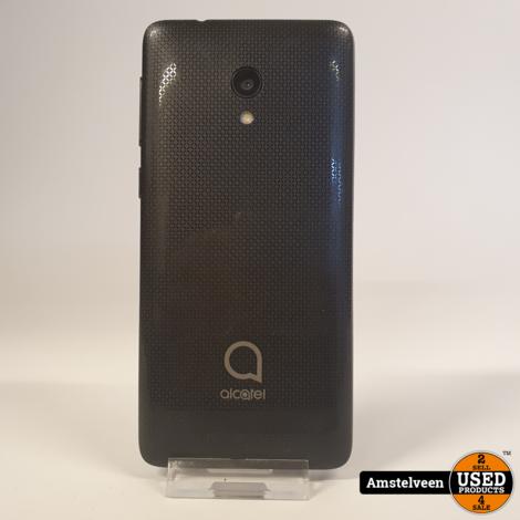 Alcatel 1C 8GB DUAL (2019) Black | Nette Staat