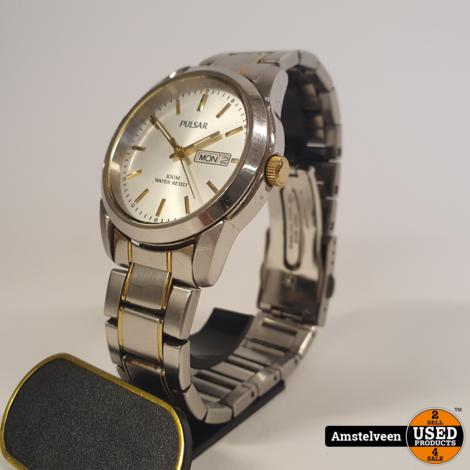 Pulsar VJ33-X004 Horloge | incl. Garantie