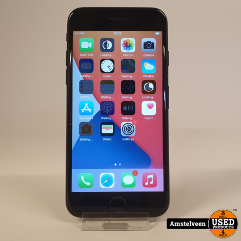 iPhone 7 32GB Black   Nette Staat