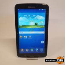 Samsung Samsung Galaxy Tab 3 7-inch 8GB WiFi Zwart/Black | Nette Staat