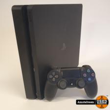 Sony Playstation 4 Slim 500GB Black | Nette Staat