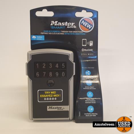Master lock smart bluetooth sleutelkluis Groot | Nieuw