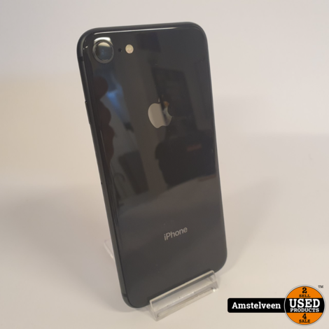 iPhone 8 64GB Space Grey | Nette Staat