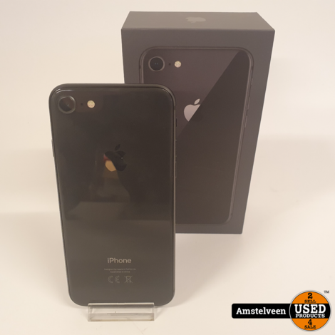 iPhone 8 64GB Space Gray | Nette Staat