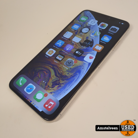 iPhone Xs Max 64GB White | Nette Staat