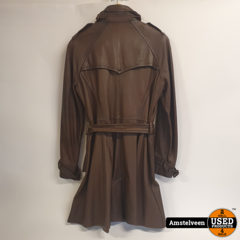 Paul Smith Brown (Leather Size 42) Jacket