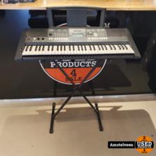 Yamaha Yamaha PSR-E423 61-key Keyboard Black | incl. Statief