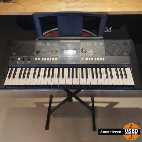 Yamaha PSR-E423 61-key Keyboard Black | incl. Statief