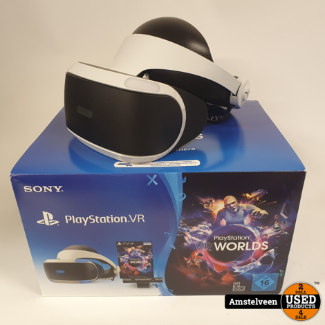 PlayStation 4 Virtual Reality Starterpack | Nette Staat